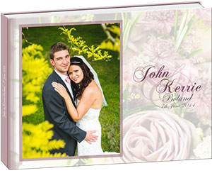 wedding photo books & wedding photo albums | pikperfect