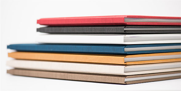 leather bound photo books