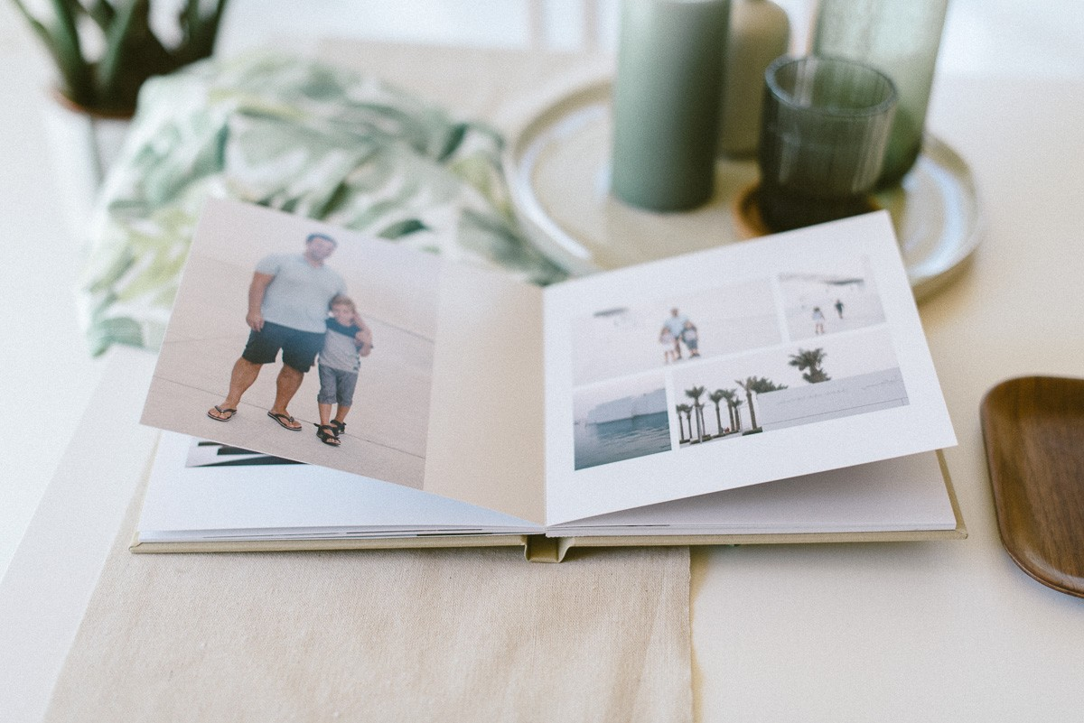 Ideas for creating a fabulous Family Yearbook
