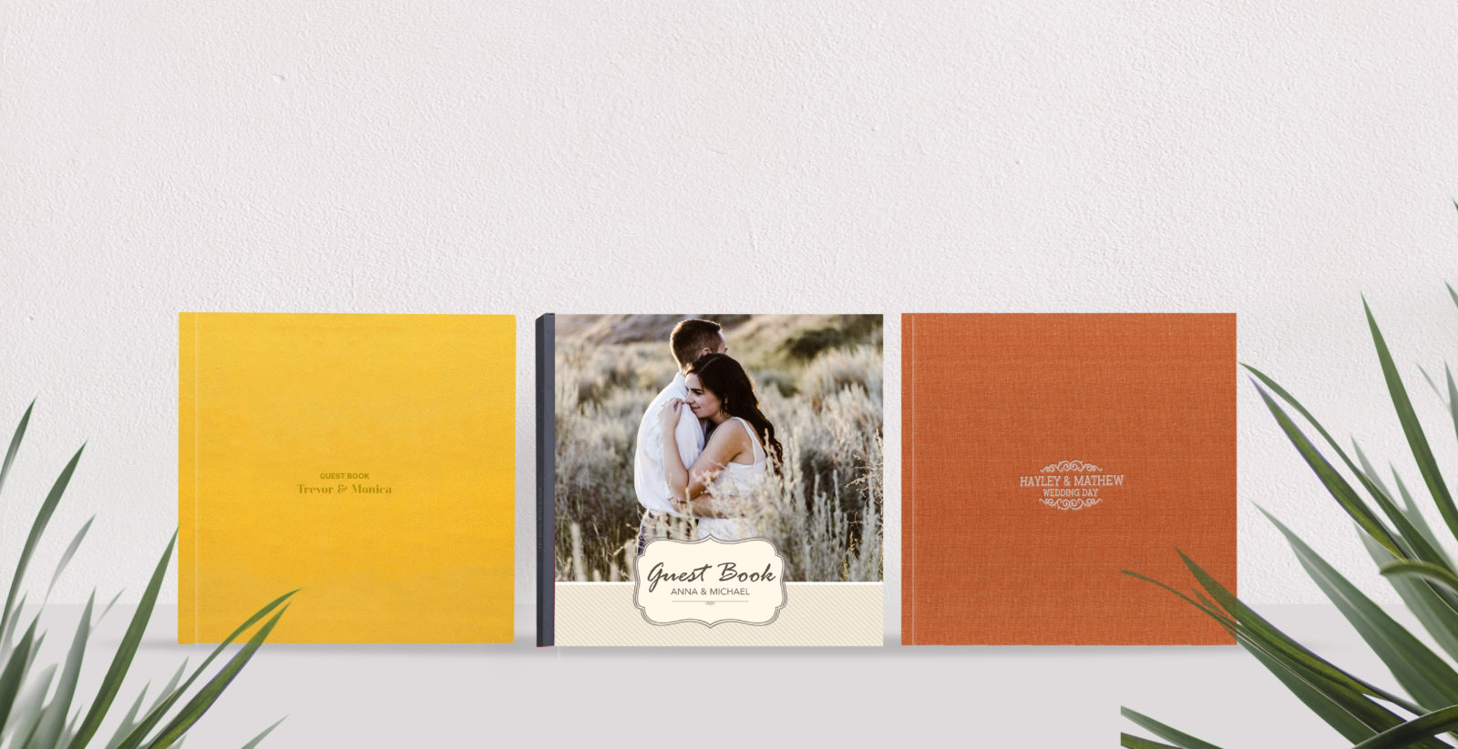 6 Steps For Creating a Personalised Wedding Guest Book