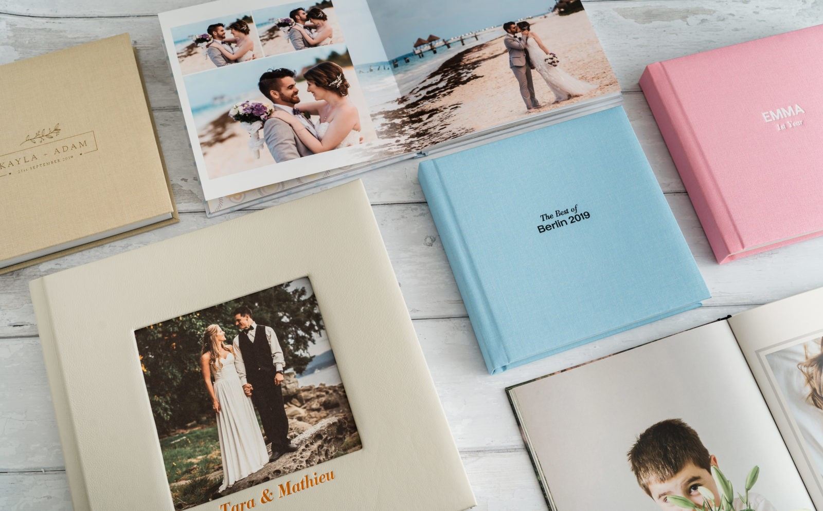 5 Must-have family photo book ideas